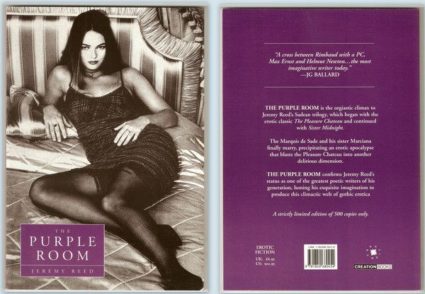 livre : the purple room